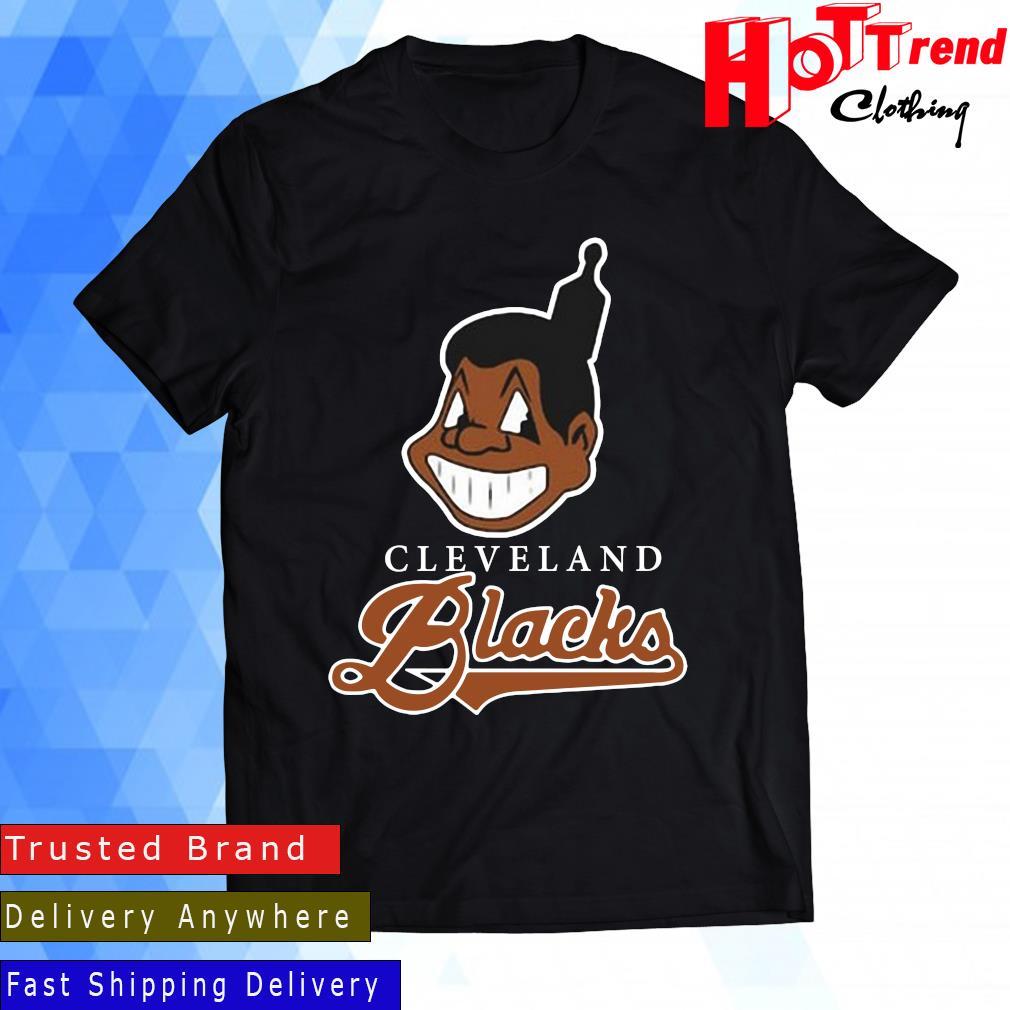 Cleveland Indians Blacks Shirt