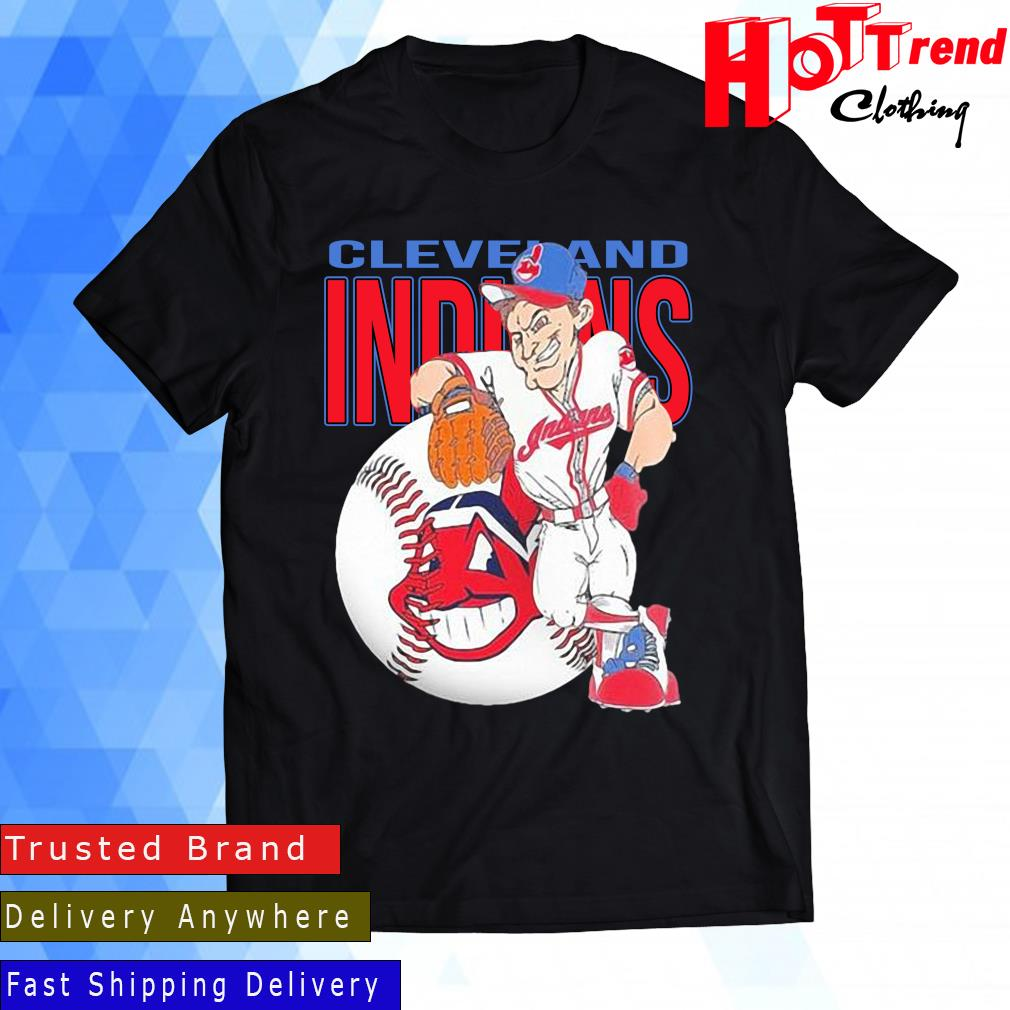 Don Mossi Cleveland Indians Baseball Shirt