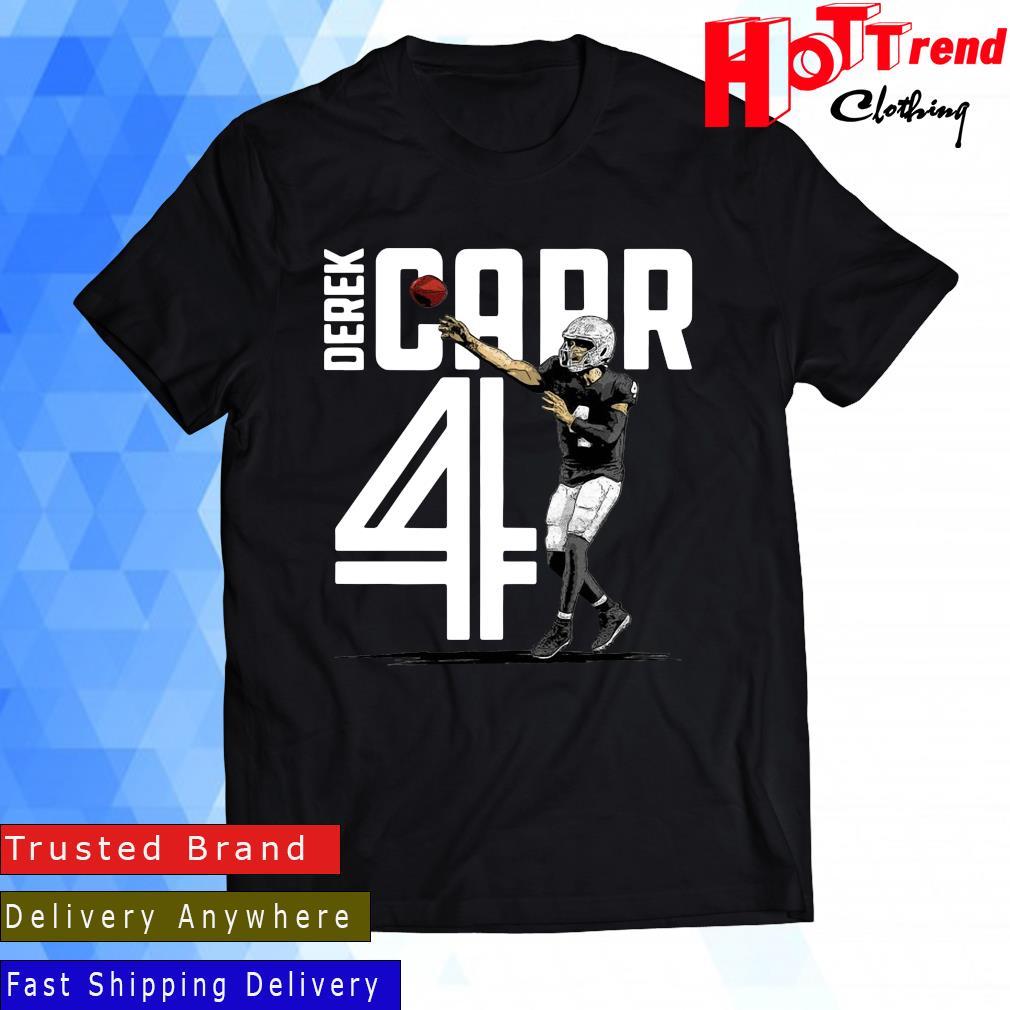 Las Vegas Raiders Derek Carr Inline Shirt