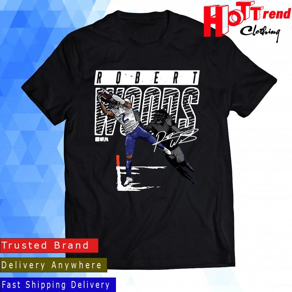 Los Angeles Rams Robert Woods Toe-Tap Signature Shirt