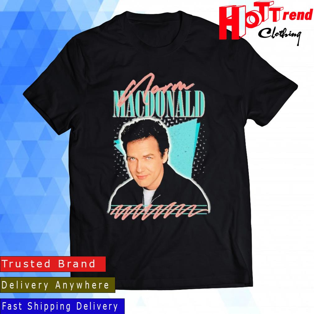 Norm Macdonald Turd Ferguson Youtube Shirt