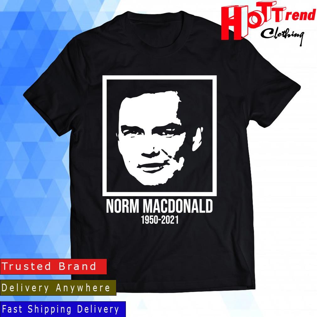 Rest And Peace Norm MacDonald 1059-2021 Shirt