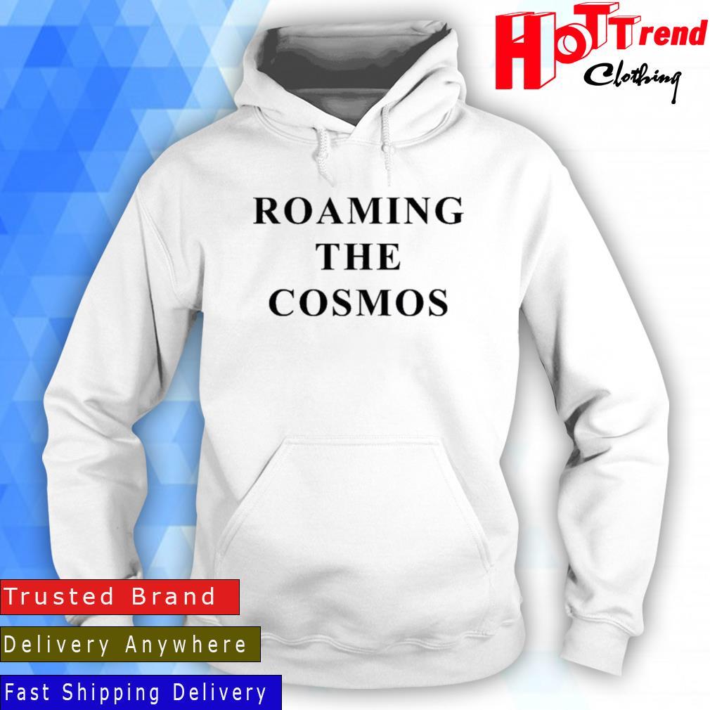 Roaming the cosmos Hoodie