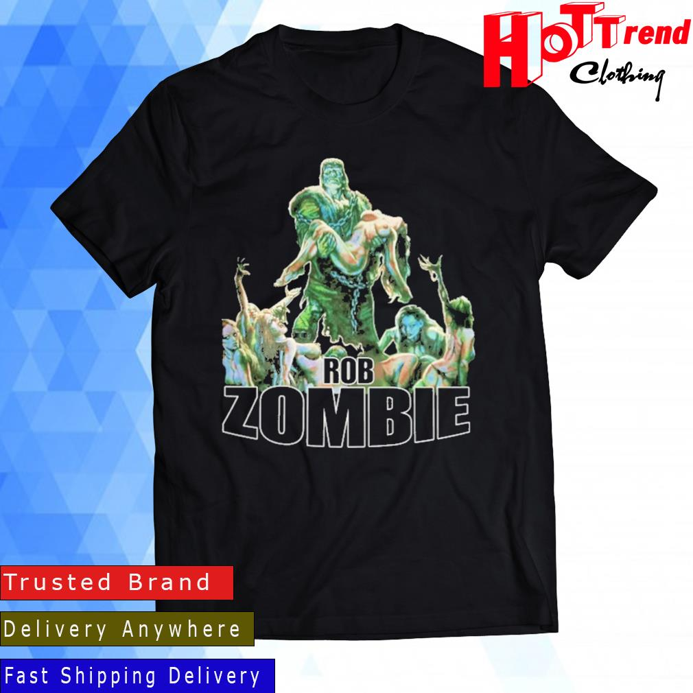 Rob Zombie shirt