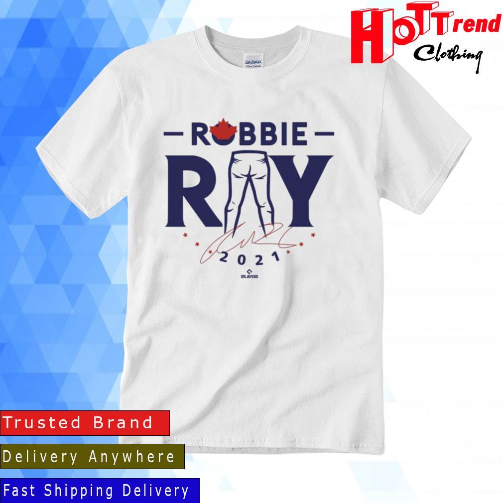 Robbie Ray 2021 Tight Pants Toronto Blue Jays Shirt